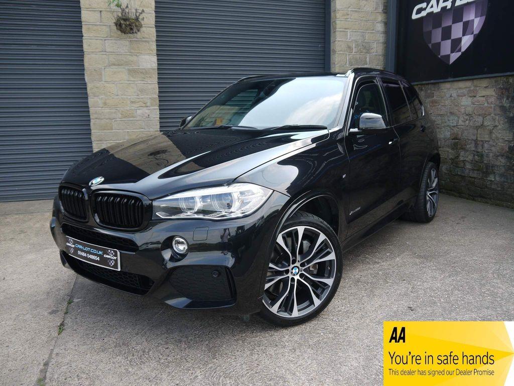 BMW X5 SUV 4.4 50i V8 M Sport Auto xDrive (s/s) 5dr