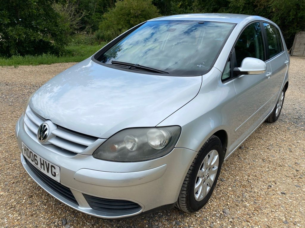 Volkswagen Golf Plus Hatchback 1.9 TDI Luna 5dr