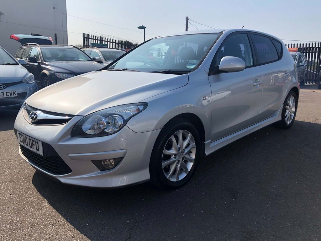 Hyundai i30 Hatchback 1.6 CRDi Edition 5dr