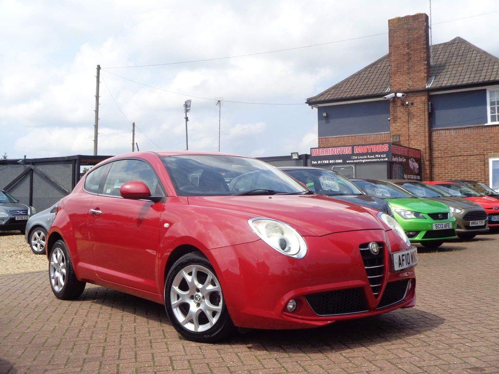 Alfa Romeo MiTo Hatchback 1.3 JTDM Lusso (s/s) 3dr