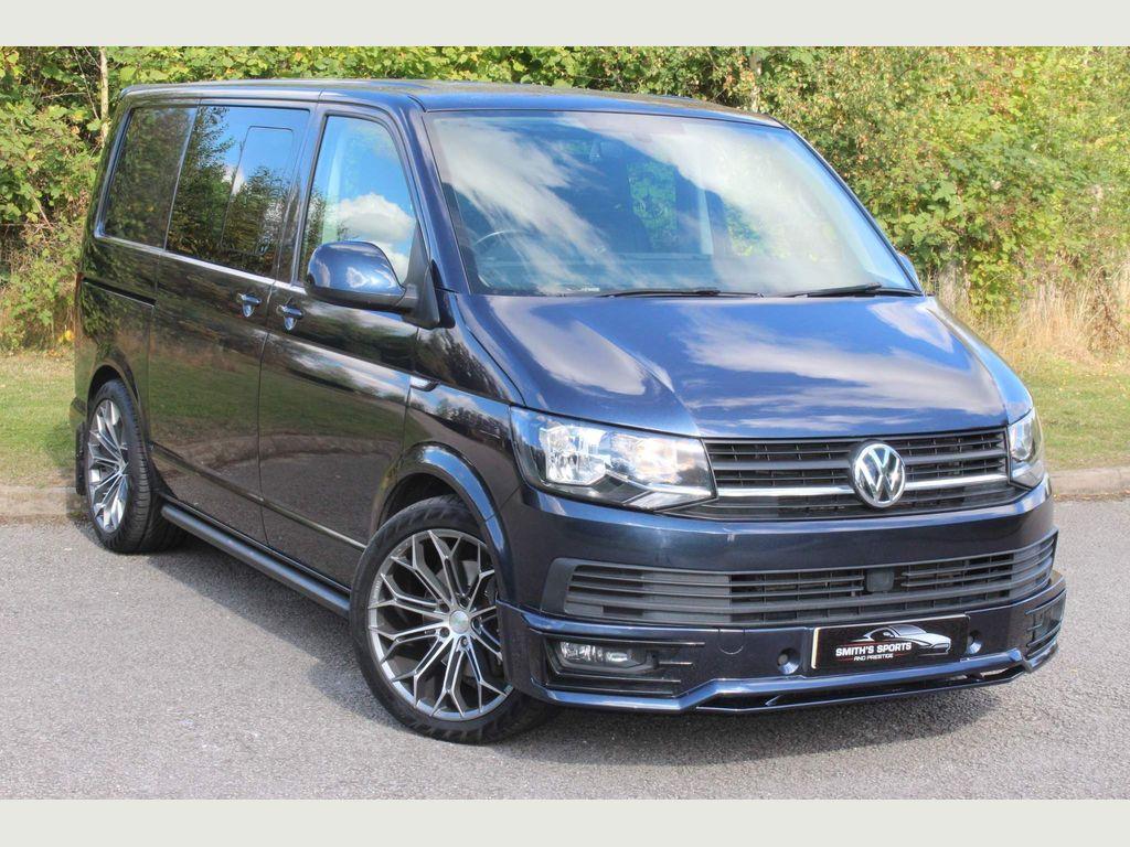 Volkswagen Transporter Combi Van 2.0 TDI T32 BlueMotion Tech Highline Crew Van DSG FWD (s/s) 5dr