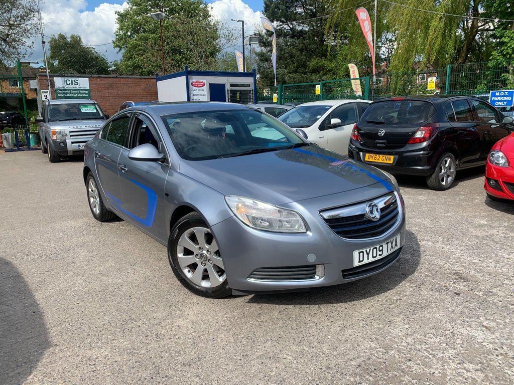 Vauxhall Insignia Hatchback 1.8 i VVT 16v SE Nav 5dr
