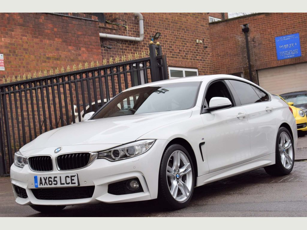 BMW 4 Series Gran Coupe Coupe 2.0 420i M Sport Gran Coupe (s/s) 5dr