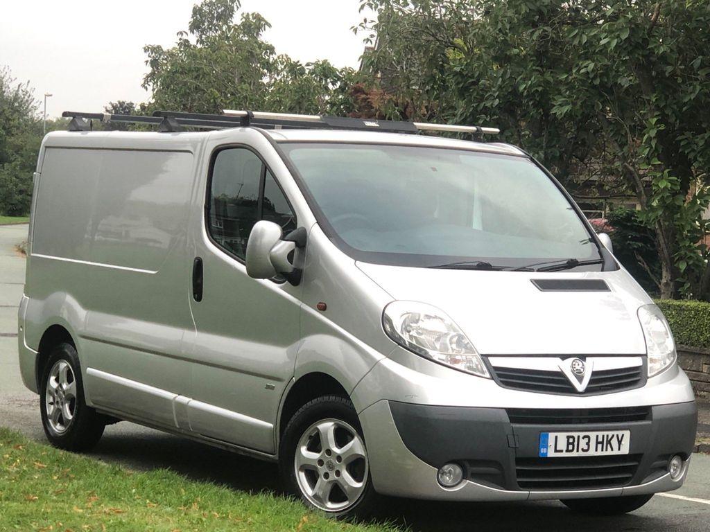 Vauxhall Vivaro Panel Van 2.0 CDTi Sportive Panel Van SWB 4dr (SWB, EU5)