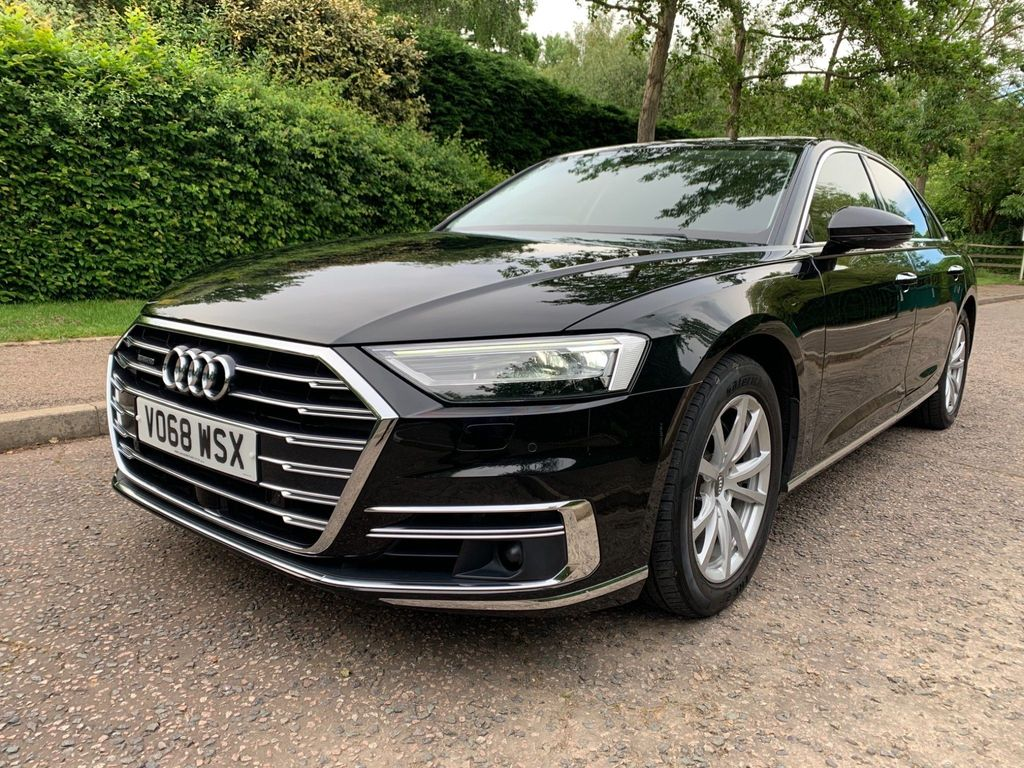 Audi A8 Saloon 3.0 TDI V6 50 Tiptronic quattro (s/s) 4dr