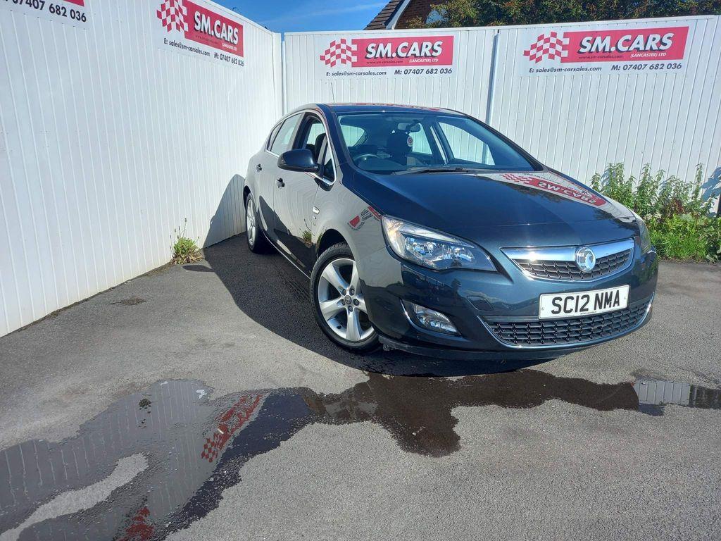 Vauxhall Astra Estate 1.4 16V Exclusiv Sports Tourer 5dr