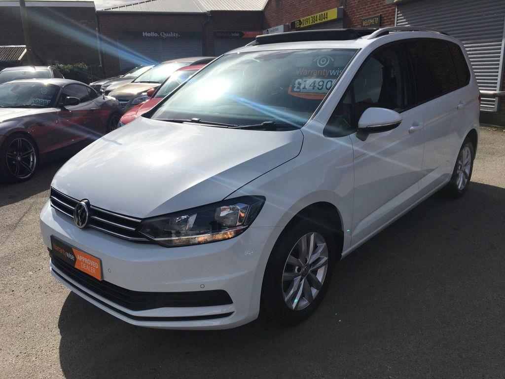 Volkswagen Touran MPV 1.6 TDI BlueMotion Tech SE Family (s/s) 5dr