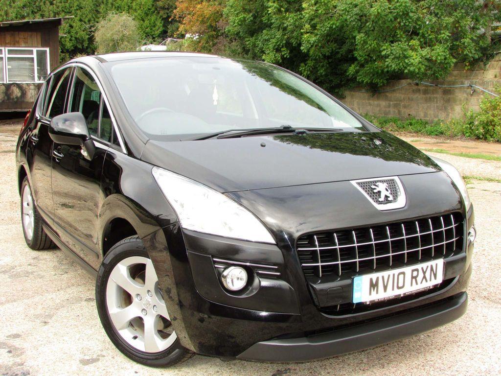 Peugeot 3008 SUV 1.6 THP Sport 5dr