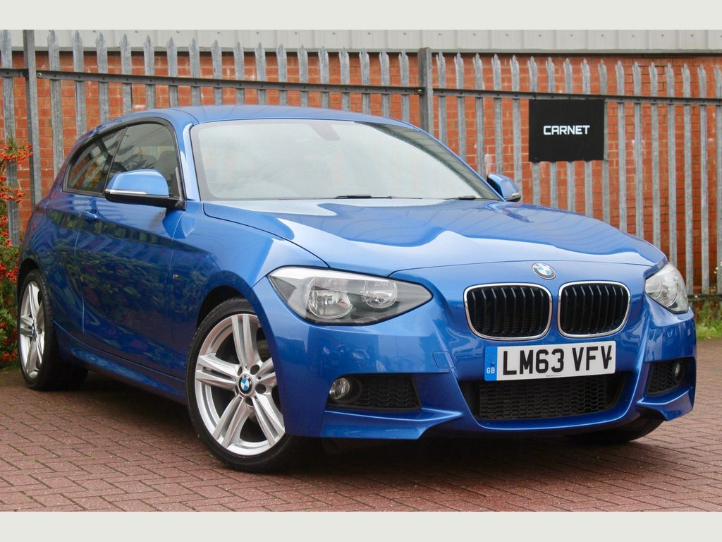 BMW 1 Series Hatchback 2.0 125d M Sport Sports Hatch (s/s) 5dr
