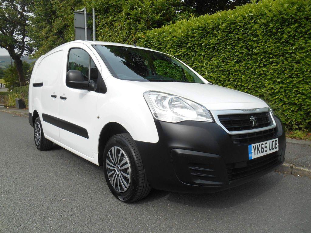 Peugeot Partner Combi Van 1.6 HDi S L2 Crew Van 4dr