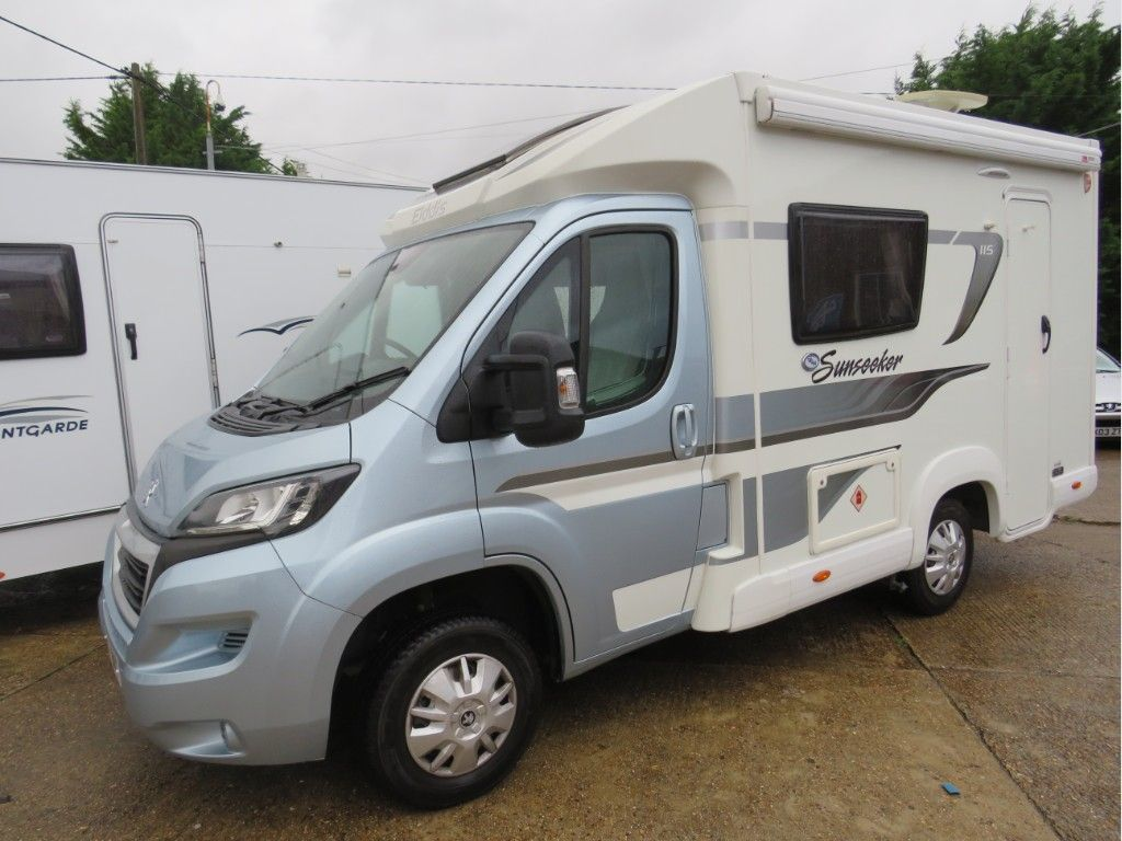 Elddis Autoquest 115 Low Profile Sunseeker *SORRY NOW SOLD**