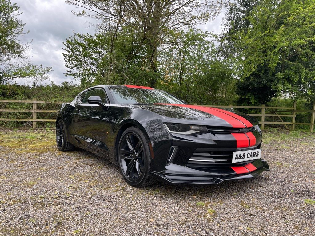 Chevrolet Camaro Coupe 3.6V6 2LT RS PACKAGE 50TH EDITION-RARE!