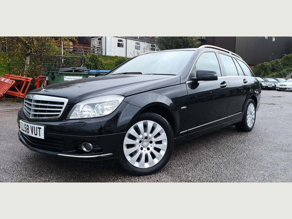 Mercedes-Benz C Class Estate 2.1 C220 CDI Elegance 5dr