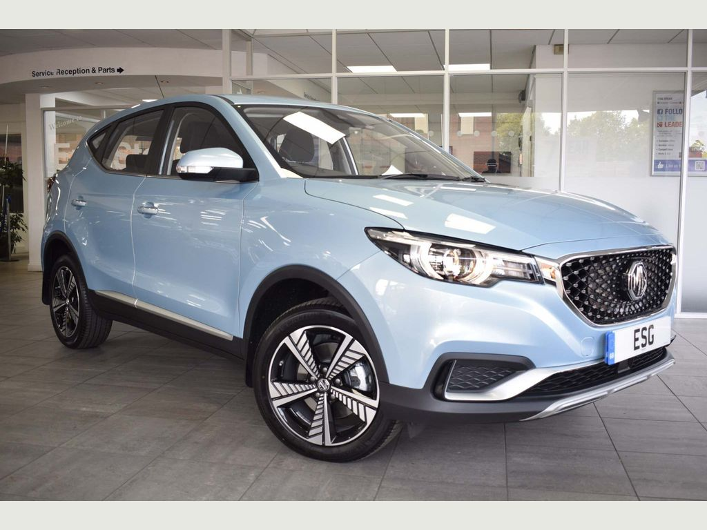 MG ZS SUV 44.5kWh Excite EV Auto 5dr