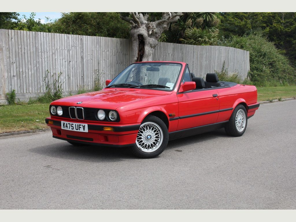 BMW 3 Series Convertible 1.8 318i Lux 2dr