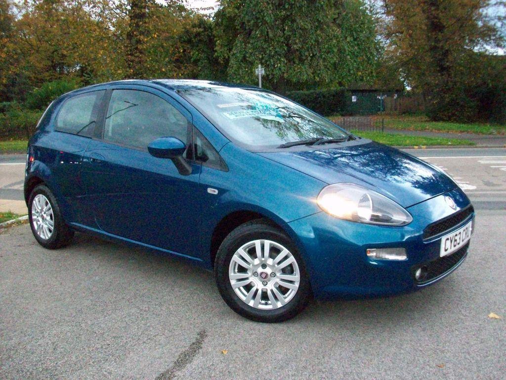 Fiat Punto Hatchback 1.4 Easy (s/s) 3dr