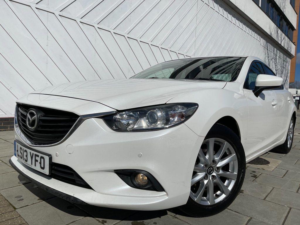 Mazda Mazda6 Saloon 2.0 SKYACTIV-G SE-L Nav 4dr