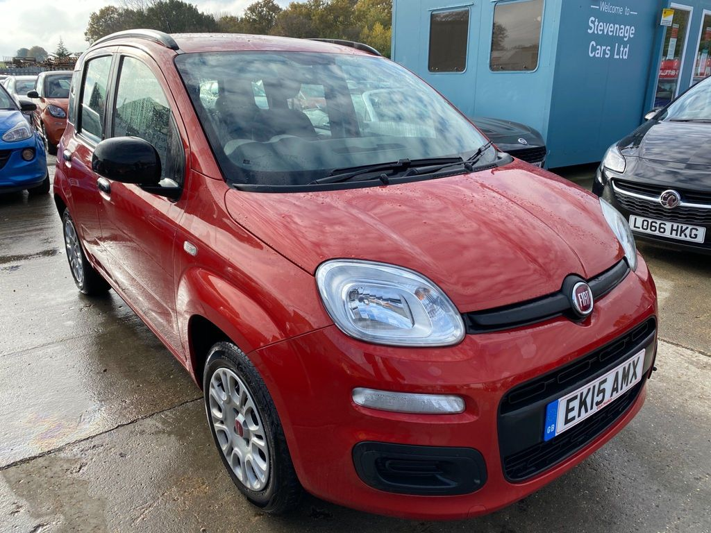 Fiat Panda Hatchback 0.9 TwinAir Easy (s/s) 5dr