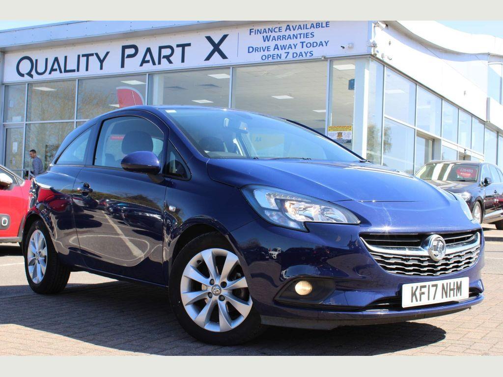 Vauxhall Corsa Hatchback 1.4i ecoTEC Energy Easytronic (s/s) 3dr (a/c)