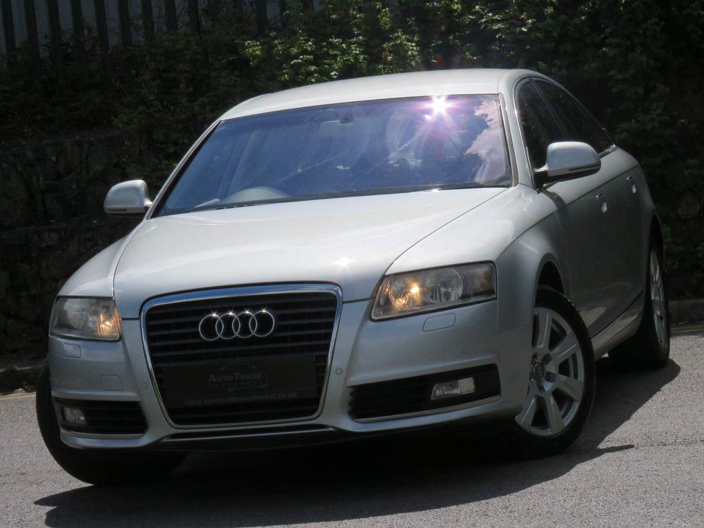 Audi A6 Saloon Saloon 2.0 TFSI SE CVT 4dr