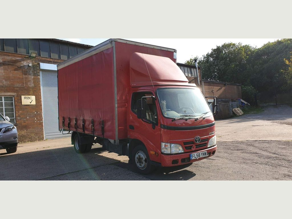 Truck & Trailer Conversions Unlisted Curtain Side