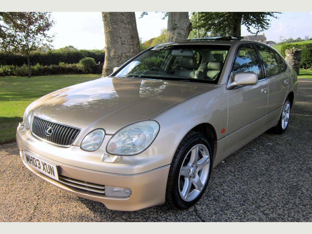 Lexus GS 300 Saloon 3.0 SE 4dr