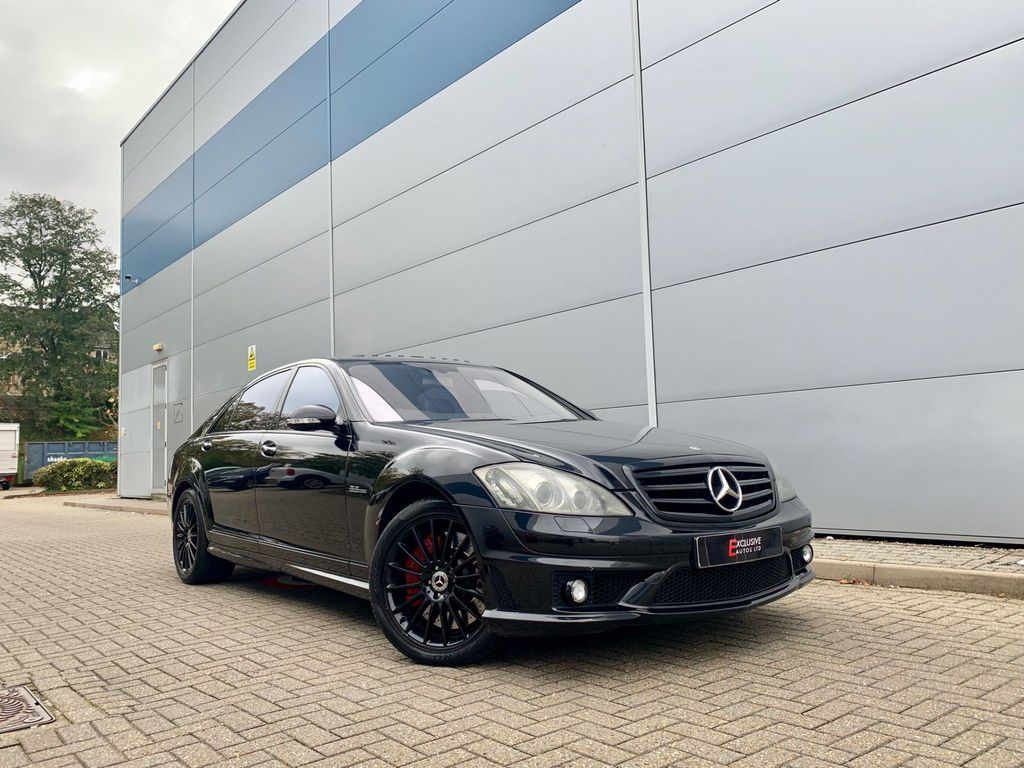 Mercedes-Benz S Class Other 6.2 S63 AMG L 7G-Tronic 4dr