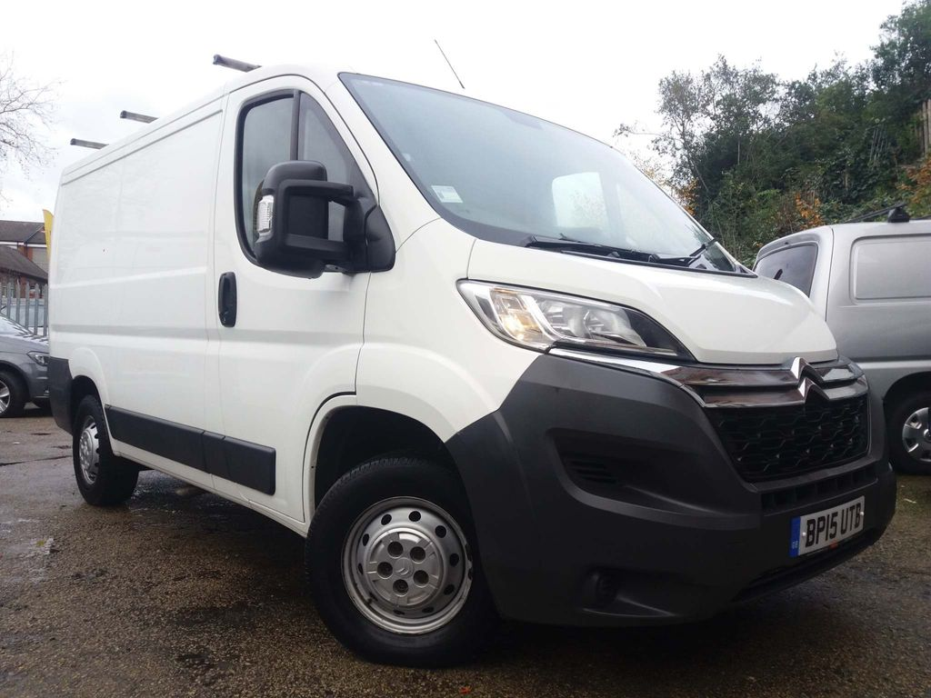 Citroen Relay Panel Van 2.2 HDi 30 Enterprise L1H1 L1 EU5 5dr