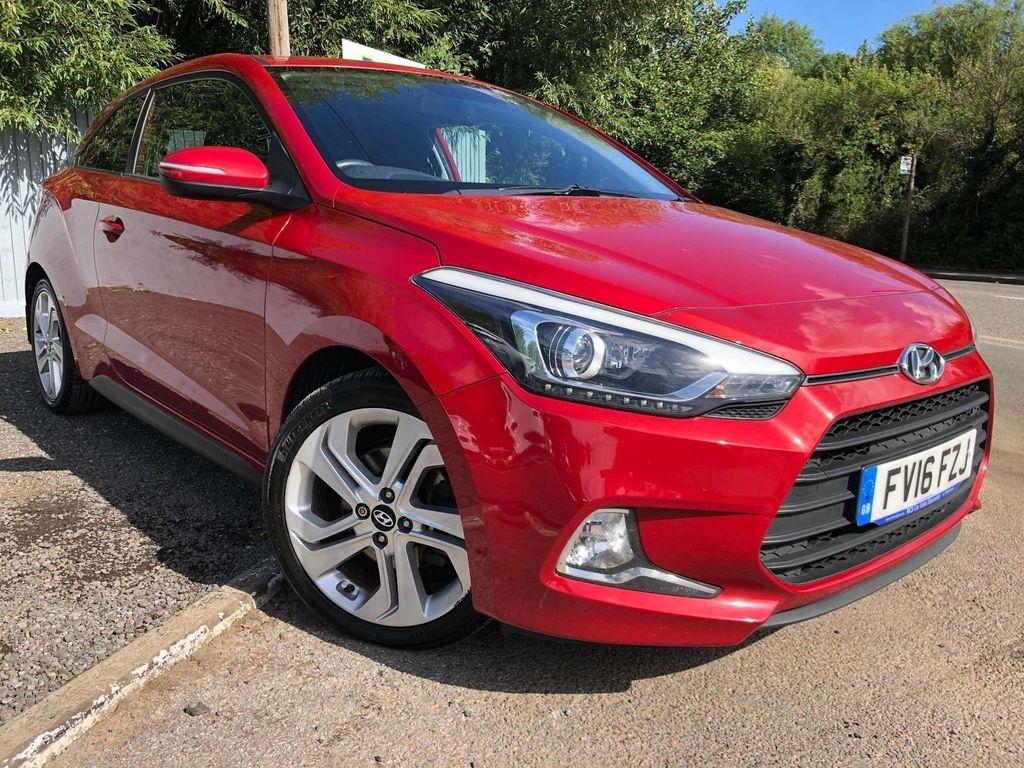 Hyundai i20 Coupe 1.4 CRDi Sport Nav 3dr