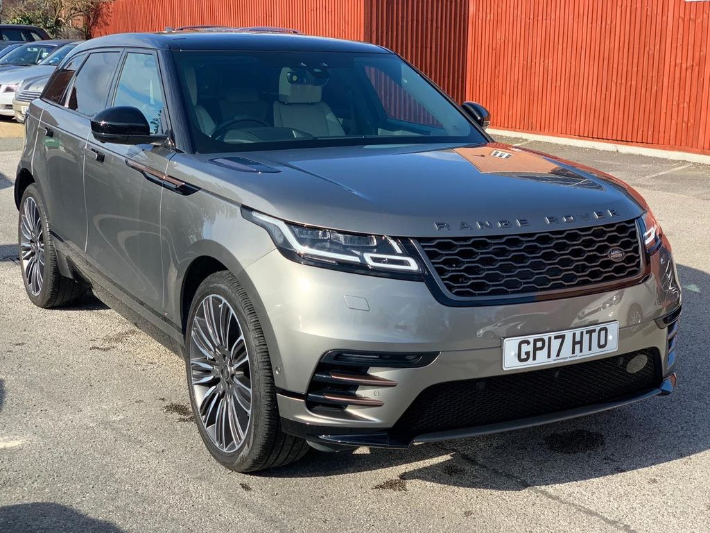 Land Rover Range Rover Velar SUV 3.0 D300 First Edition Auto 4WD (s/s) 5dr