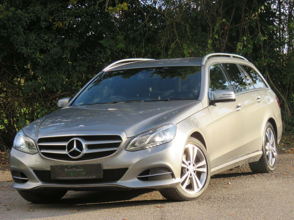 Mercedes-Benz E Class Estate 2.1 E300 BlueTEC SE 7G-Tronic Plus 5dr