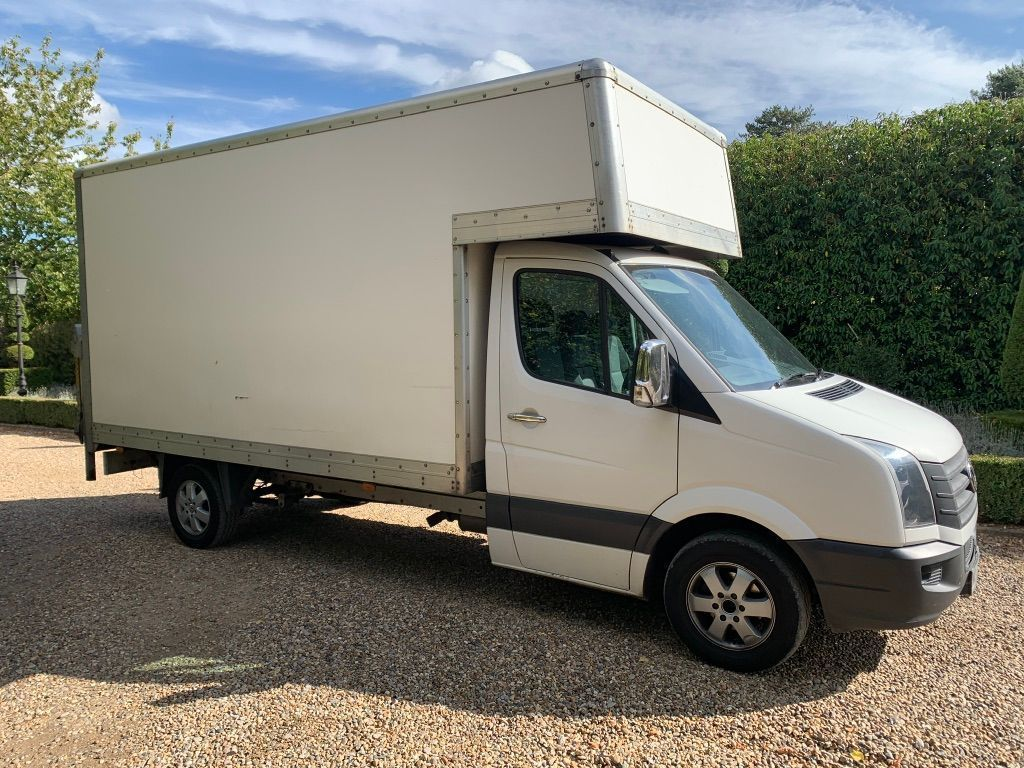 VOLKSWAGEN CRAFTER Chassis Cab 2.0 TDI CR35 Chassis Cab 2dr (MWB)
