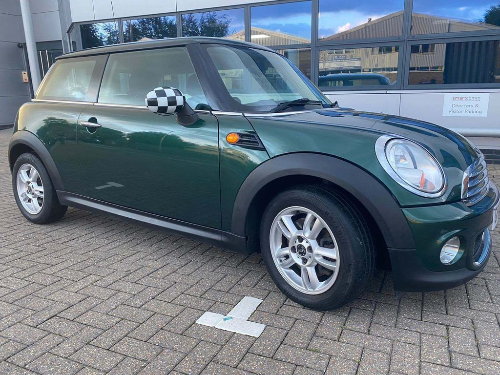MINI Hatch Hatchback 1.6 One D 3dr