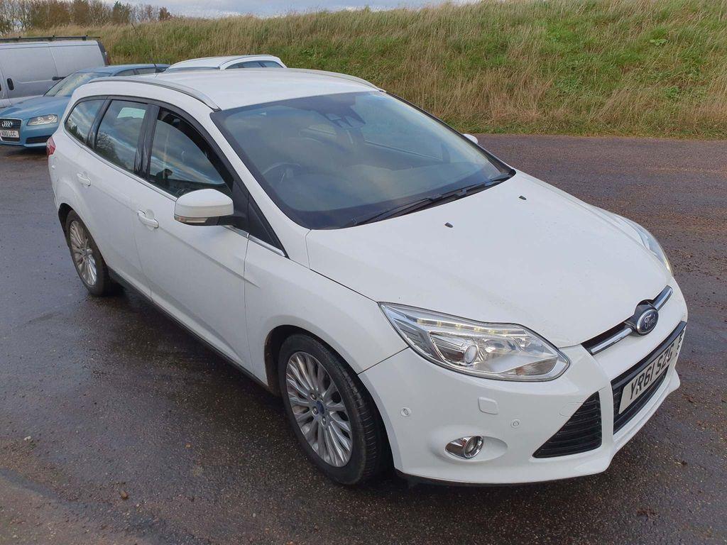 Ford Focus Estate 1.6 TDCi Titanium X 5dr