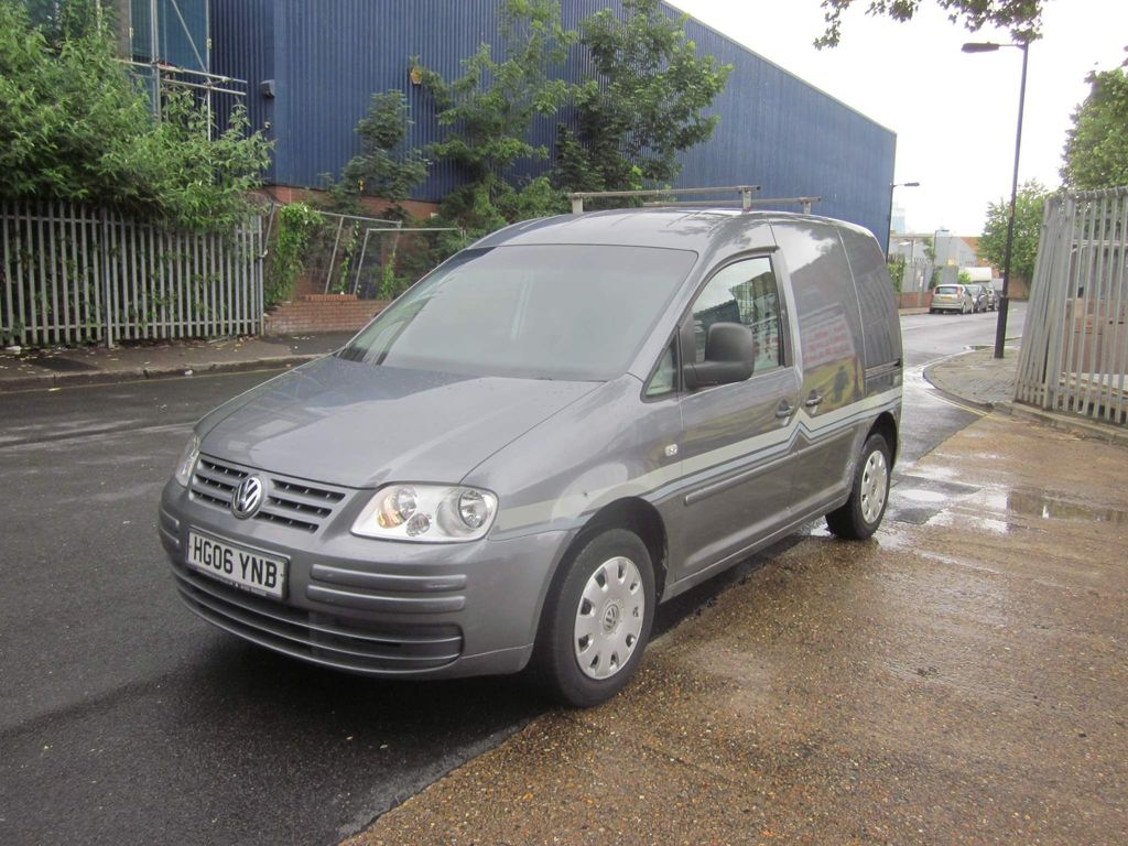 Volkswagen Caddy Panel Van 2.0 SDI PD C20 Panel Van 4dr