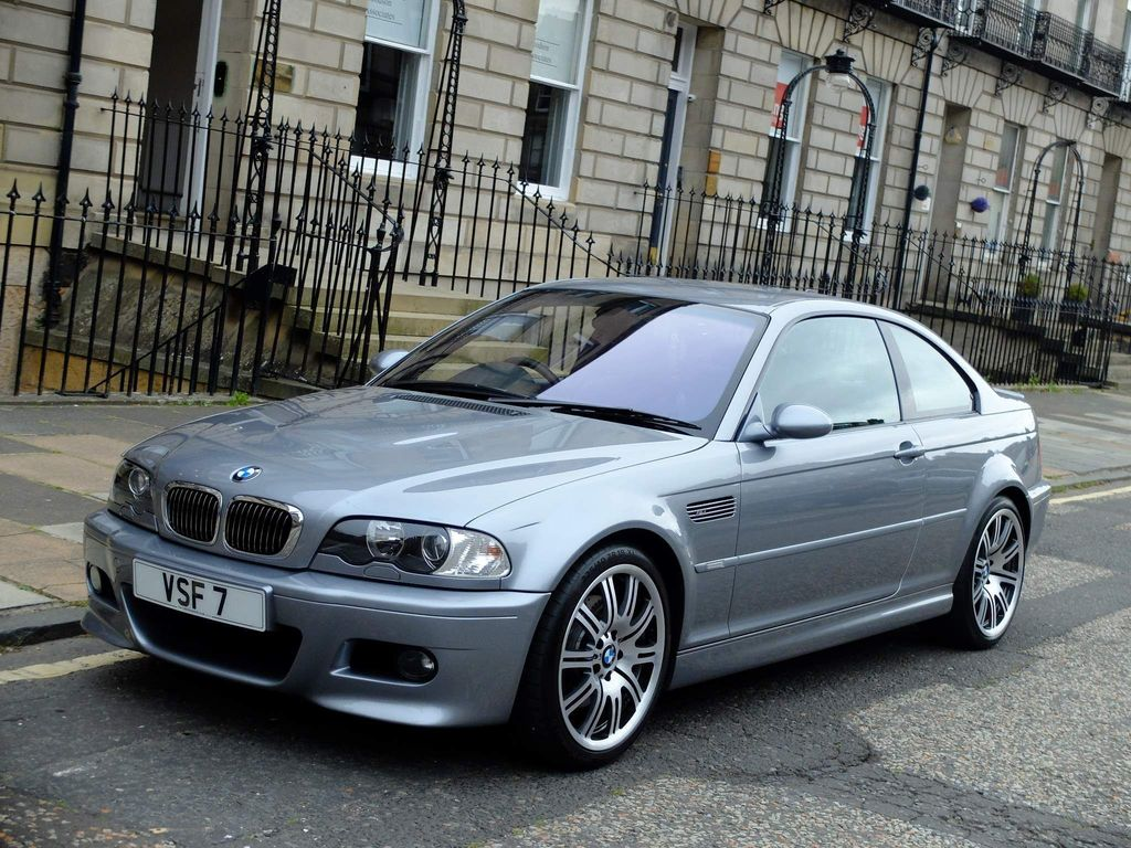 BMW M3 Coupe 3.2i Sequential 2dr