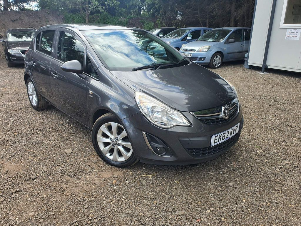 Vauxhall Corsa Hatchback 1.4 i 16v Active 5dr (a/c)