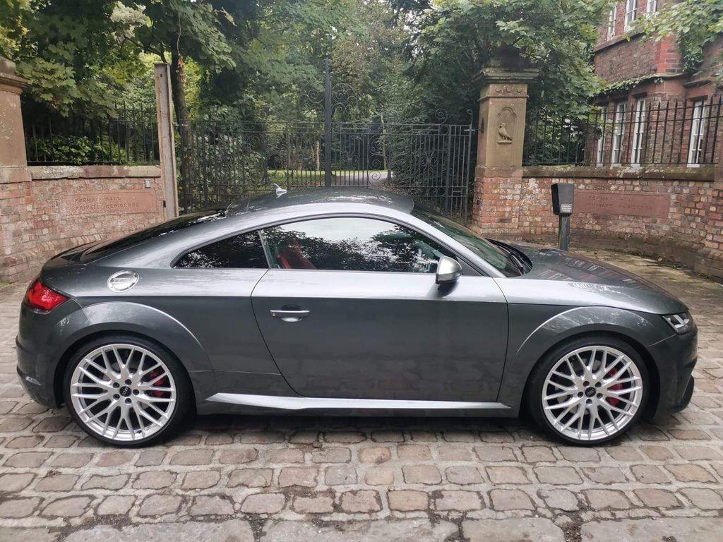 Audi TTS Coupe 2.0 TFSI S Tronic quattro (s/s) 3dr