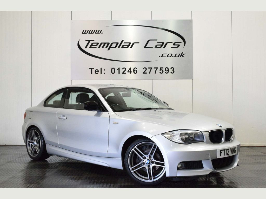 BMW 1 Series Coupe 2.0 120i Sport Plus 2dr