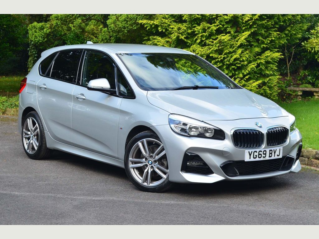 BMW 2 Series Active Tourer MPV 2.0 220i GPF M Sport Active Tourer DCT (s/s) 5dr