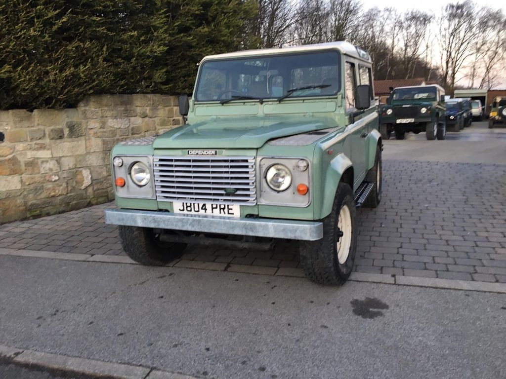Land Rover Defender 90 SUV 2.5 TD 90 Heritage Limited Edition Station Wagon