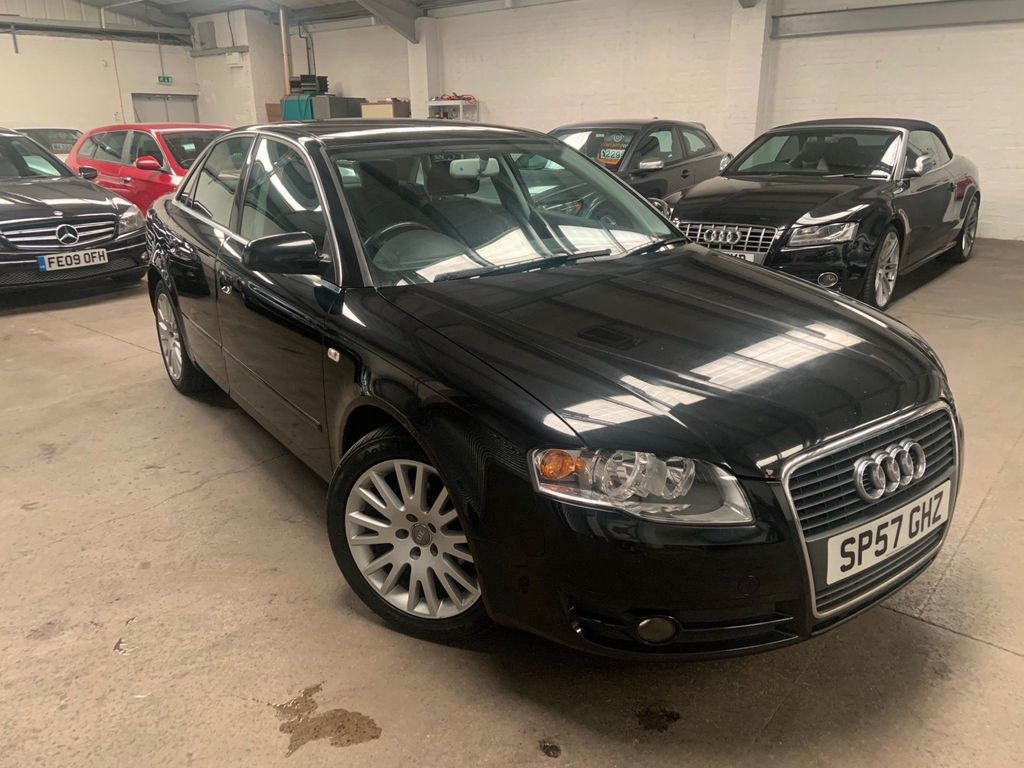 Audi A4 Saloon 1.9 TDI SE 4dr