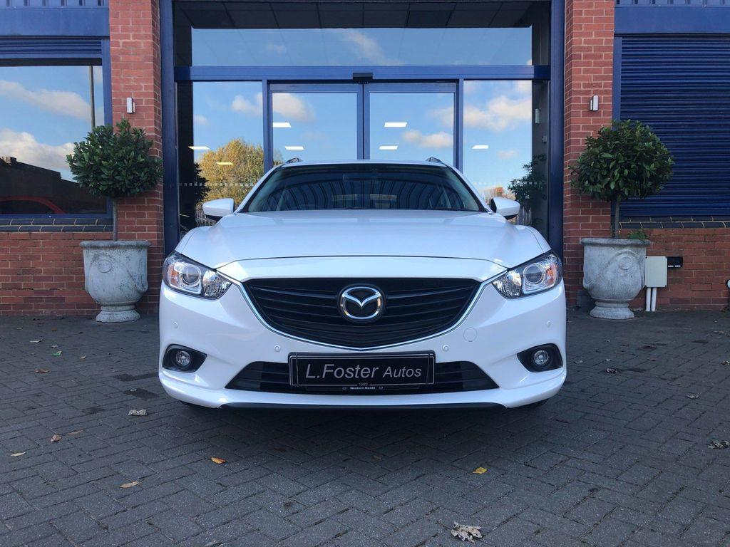 Mazda Mazda6 Estate 2.0 SKYACTIV-G SE-L Tourer 5dr