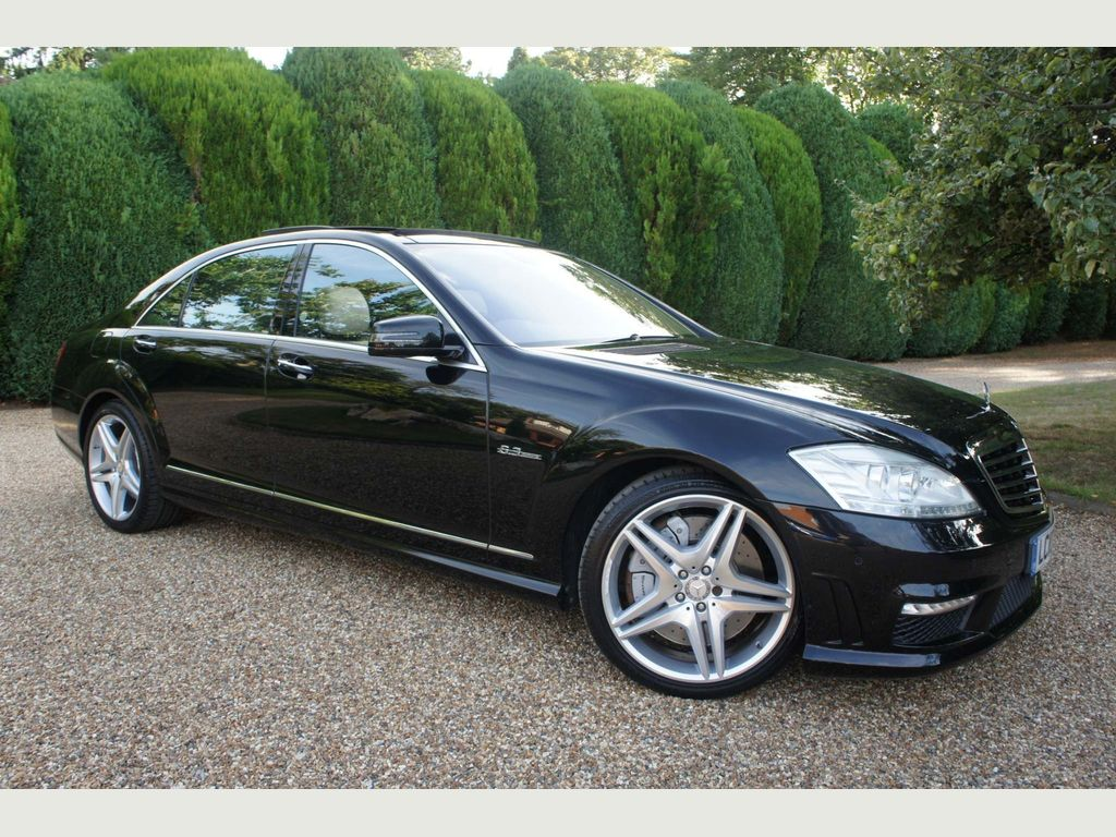 Mercedes-Benz S Class Other 6.2 S63 AMG 7G-Tronic 4dr