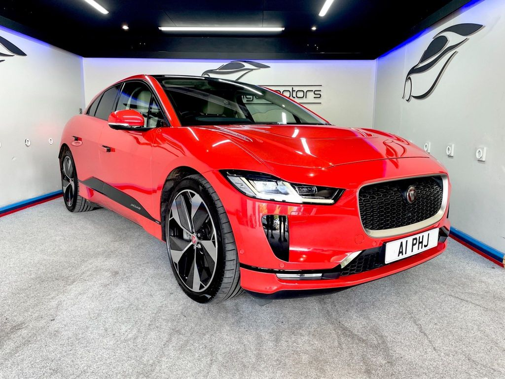 Jaguar I-PACE SUV 90kWh First Edition Auto 4WD 5dr