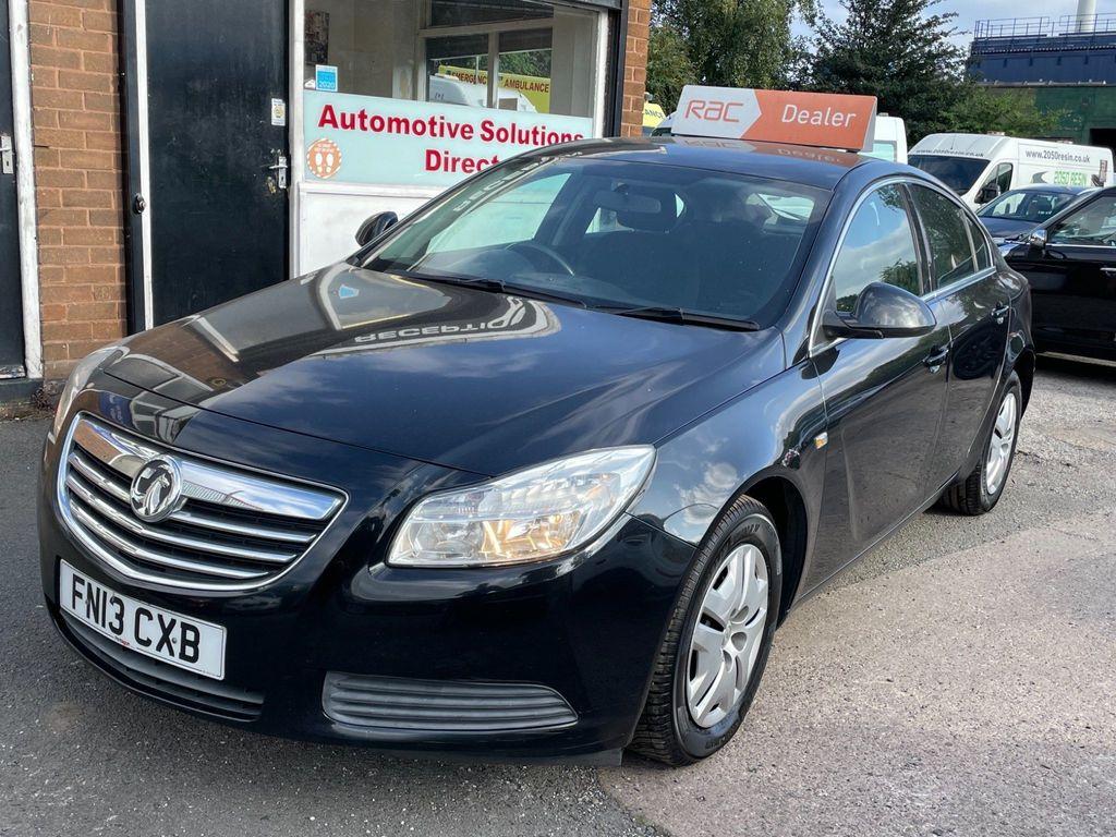 Vauxhall Insignia Hatchback 2.0 CDTi 16v Exclusiv Nav 5dr