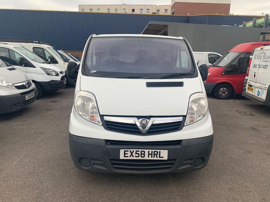 Vauxhall Vivaro Panel Van 2.0 CDTI 2900 Panel Van 4dr (EU4, SWB)