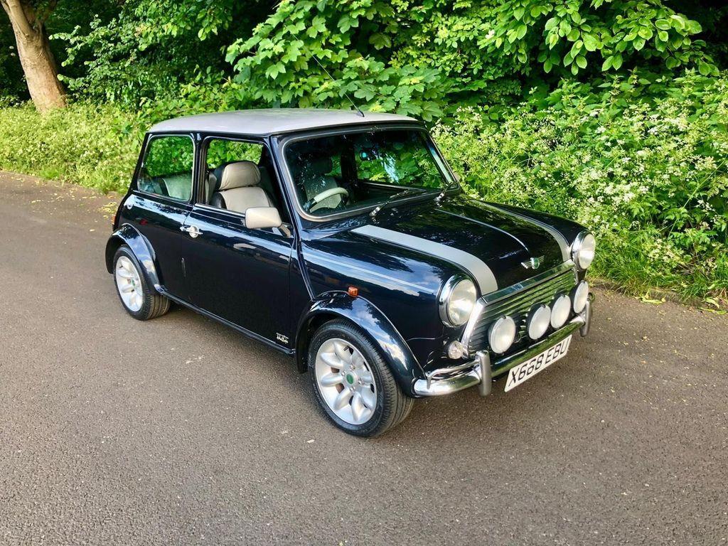 Rover Mini Saloon 1.3 i Cooper Sport 2dr