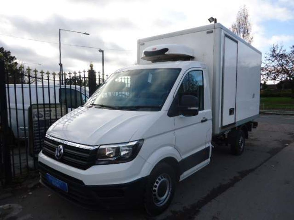Volkswagen Crafter Temperature Controlled 2.0 TDI CR35 BlueMotion Tech Startline FWD MWB EU6 (s/s) 2dr
