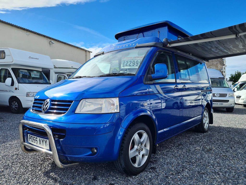 Auto-Sleepers Trooper Campervan Volkswagen transporter 2.5 tdi